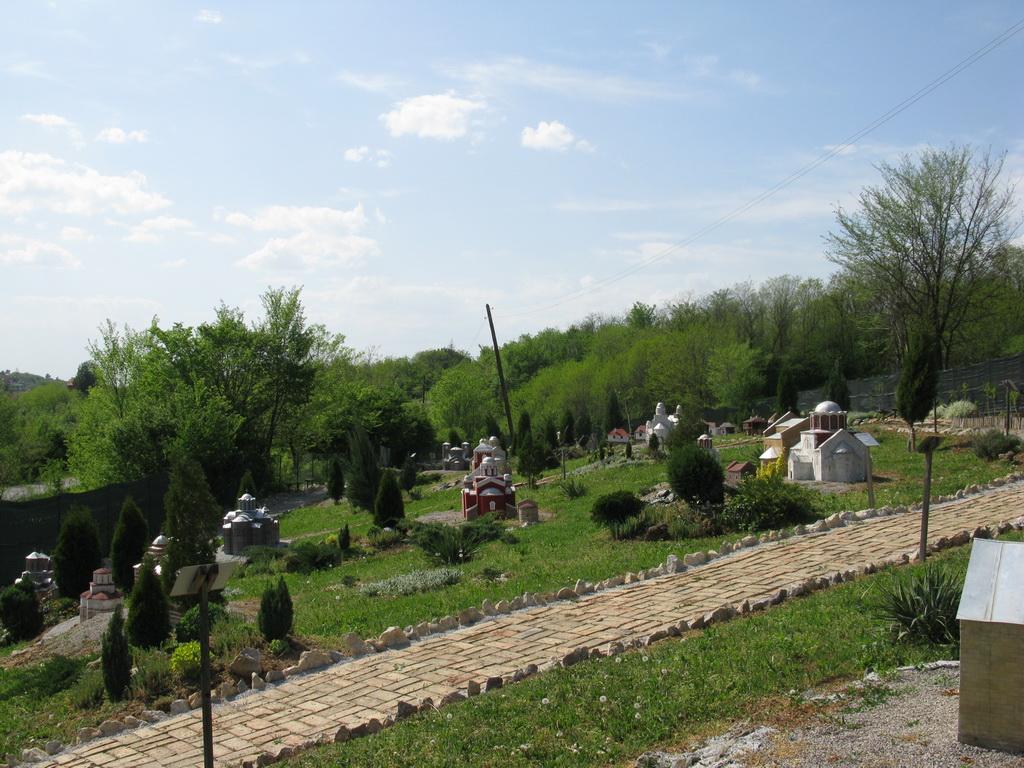 Парк макета Деспотовац