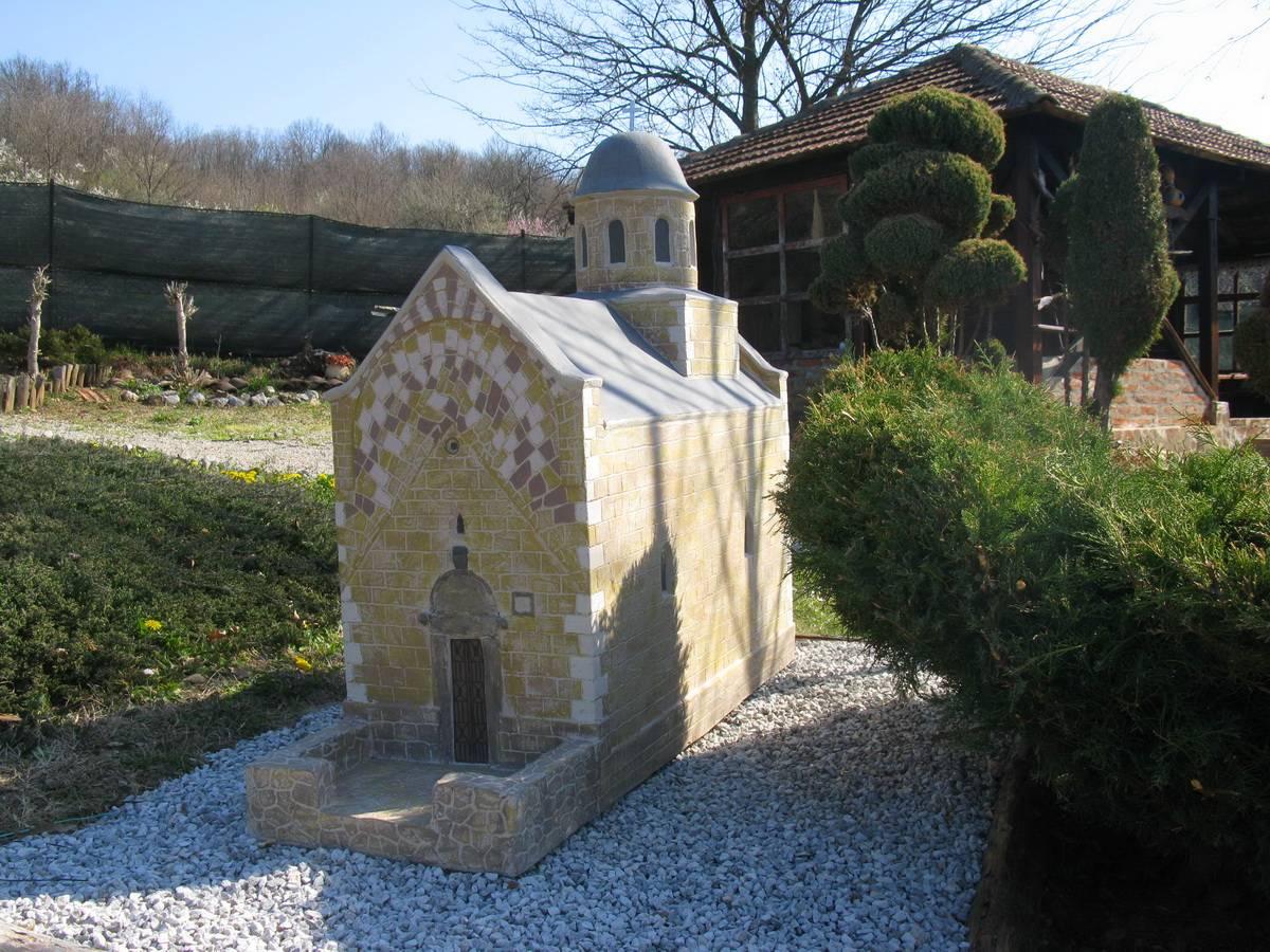 Тршка црква, 13. век